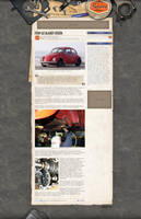 Belsoseg blog design by floydworx
