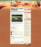 TComment car blog design by floydworx