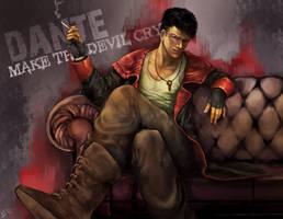 Make the Devil Cry by GreyRadian