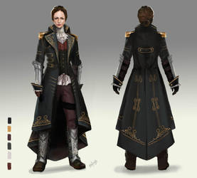 The Order: 1886 Contest Entry by GreyRadian