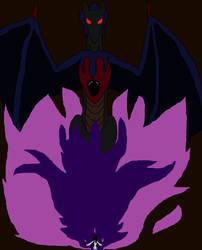 Despairagon's Birth by Casandraelf