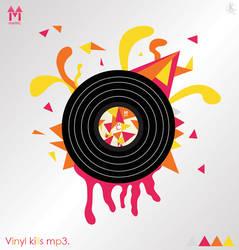 Metric - Vinyl kills mp3 by Amarelle07
