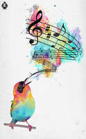 Sing for... by Amarelle07