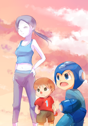 Newcomers by Fusetsu
