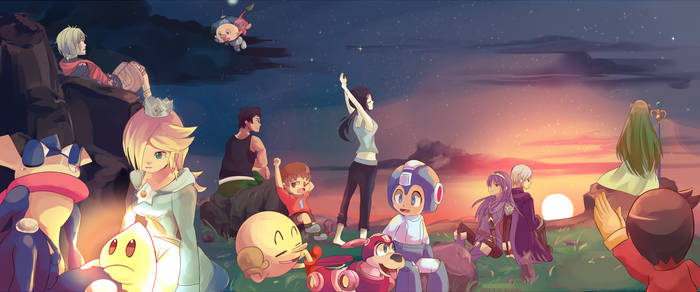 Dawn of the fight by Fusetsu
