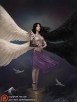 Angel Libra by Warmics