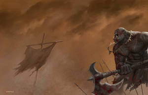 Orcblood Legacy by Warmics