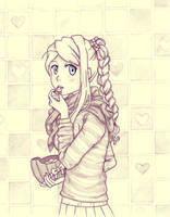 Chocolate Time :) by maria-ignacia