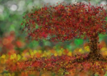 autumn by acidburnbaka
