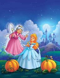 Cinderella by SAFEEZSTUDIO