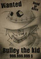 Wanted: Bulley the kid by J4RV