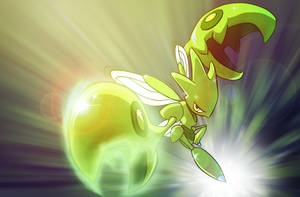 Shiny Scizor by J4RV