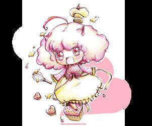 The Cupcake Fairy, Mei Mei by Satine-Black