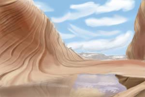 Canyon by SacredCandybar