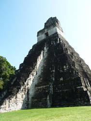 Tikal by skadieverwinter