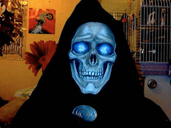Discworld Death Face Paint by 2034220p4rd1