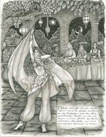 Belly-Dancing Veleda by Siobhan68