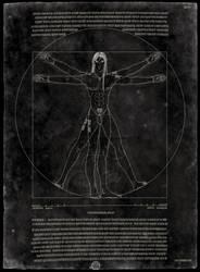 Vitruvian Cronachan by Siobhan68