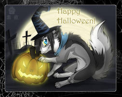 Happy halloween__for a future by Sidgi