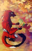 Autumn by Sidgi