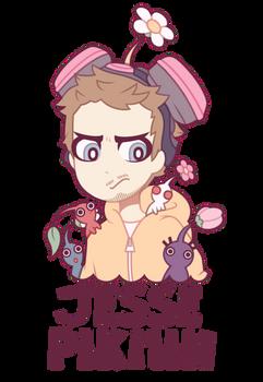 (Doodle) BrBa : Jesse Pinkman by nekozneko