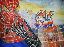 Spiderman by batootz