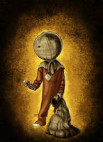 Trick 'r Treat by MyDyingRose