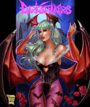 Darkstalkers Morrigan Aensland by GreenStranger