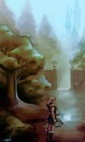 CastleVania Journey by GreenStranger