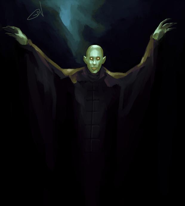 Mr. Barlow by GreenStranger