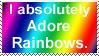 Rainbow by Stampernaut