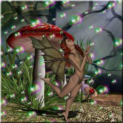 Fairy Bubbles by FlutterDash75