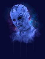 Nebula by JabberjayArt