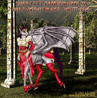 Chastity Pandemonium by lethe-gray
