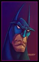 Batman by Kravenous