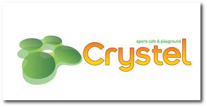 logo crystel by mariannizmo