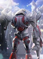 Gladiator Megatronus by kikogami