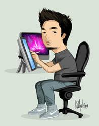 Me by whmurai