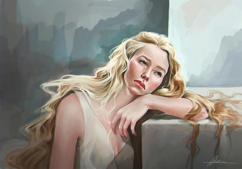 Persephone by LeGrebe