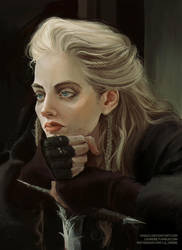 She-Wolf by LeGrebe