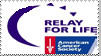 Relay For Life Stamp by EzzyGezzy