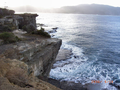 Stock - Cliff 2 by Deaths-stock