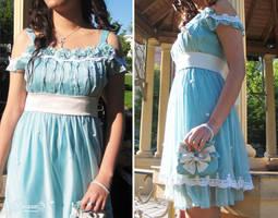 Prom Dress by xXnijuuniXx