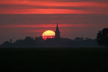 Red Sun by schaafflo