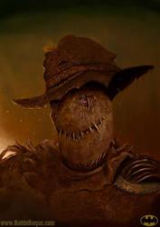 Scarecrow by RoqueRobinArt
