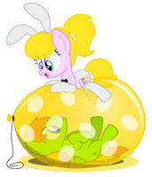 Digital - Easter Egg Balloons by BladeDragoon7575
