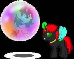 Mesmerizing colors by BladeDragoon7575