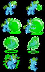 Bubble training by BladeDragoon7575