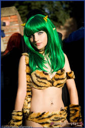 Lum from Urusei Yatsura _ Lamu by MoguCosplay