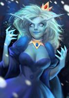 Ice Queen by Durmasha